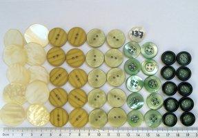 set 137  geel/groen