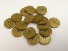 groene knopen 22 mm