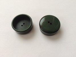 groene knoop  27mm