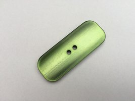 groene knoop  54 x 21 mm