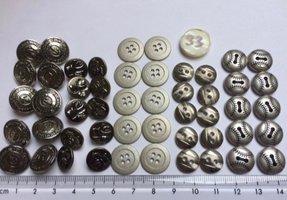 set 33  zilver