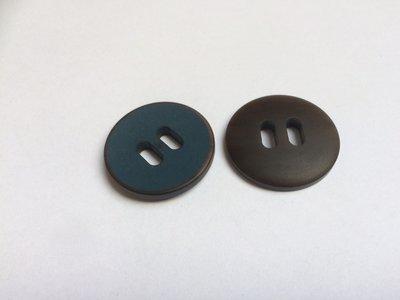 knoop blauw  30 mm