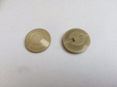 knoop beige   25 mm